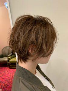 推しショートヘア☆