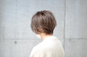 ショート×ハイトーンカラー=◎