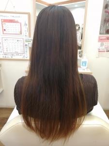 髪質改善トリートメント☆カラーマイスター山下